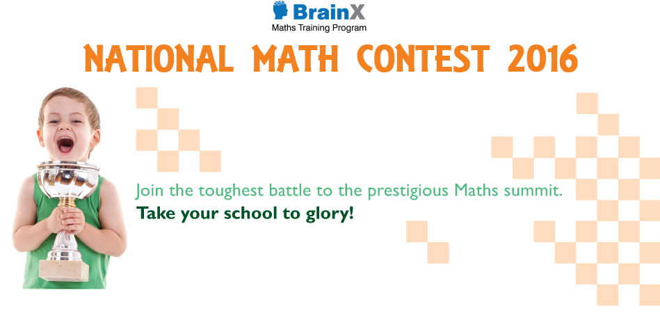 BrainX National Math Contest 2016