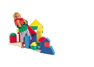 foam building blocks
